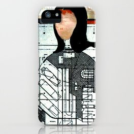 MoNa Collective iPhone Case