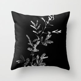 Meshes of the afternoon Throw Pillow