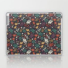 Midnight Florals Laptop & iPad Skin