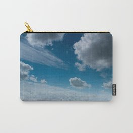 Blue Sky Thinking Carry-All Pouch