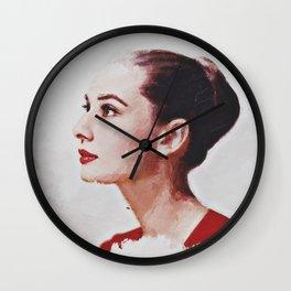 A. H. Outcast Wall Clock