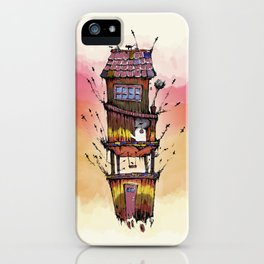Fly House iPhone Case