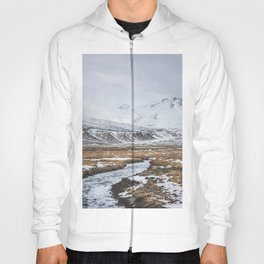Heading to the Mountains - Landscape and Nature Photography Hoody