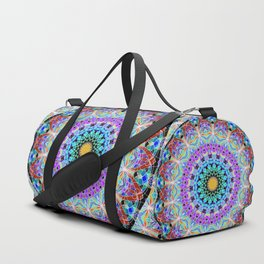 Tribal Mandala G387 Duffle Bag