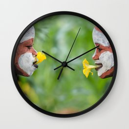 Suri Smile Wall Clock