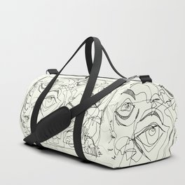 All Eyes On Me Duffle Bag