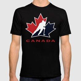 canada national team hockey T-shirt