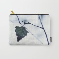 The last leaf Carry-All Pouch