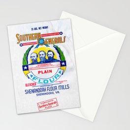 Vintage Shenandoah Flour Mills Sack  Stationery Cards
