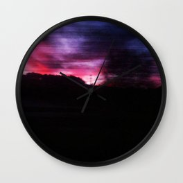 To Wish Impossible Things Wall Clock