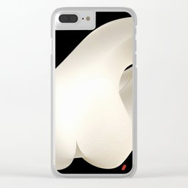 nude Clear iPhone Case