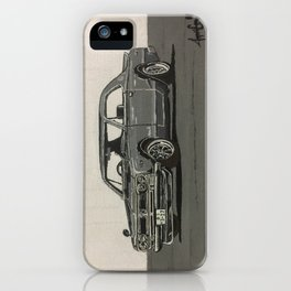Nissan Hakosuka Skyline iPhone Case