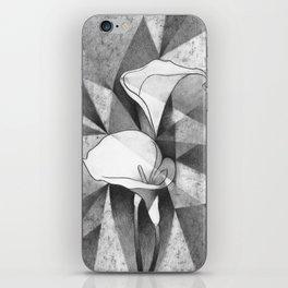 zantedeschia iPhone Skin