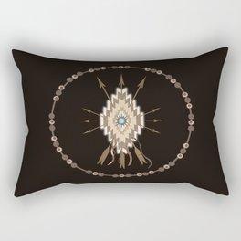As One Rectangular Pillow