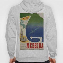 Messina port of Sicily Hoody