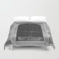 Ann Arbor Michigan Doors Duvet Cover