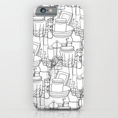 Inside a Kitchen Cupboard iPhone 6s Slim Case