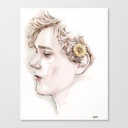 Tarjei Sandvik Moe Canvas Print