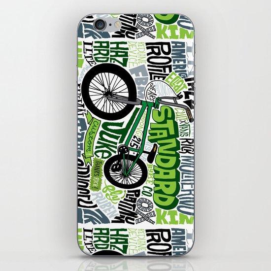Standard! iPhone & iPod Skin