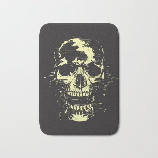 Scream (gold) Bath Mat