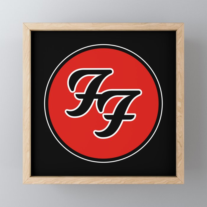 FF Framed Mini Art Print