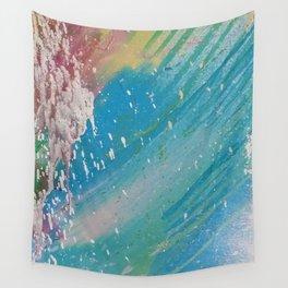 Waterslide Wall Tapestry