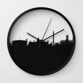 City Skylines: Washington, D.C. Wall Clock