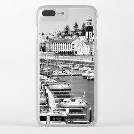 Ponta Delgada, Azores Clear iPhone Case