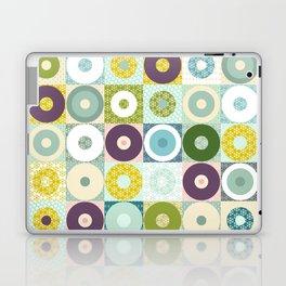 winter geo Laptop & iPad Skin