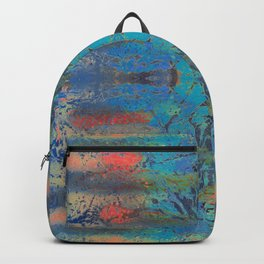 Jungle Edit Invert Mirrored Backpack
