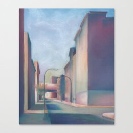 South Street Philadelphia Cityscape Canvas Print