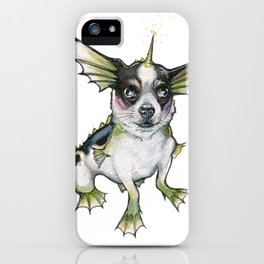 Ledge from the Black Lagoon iPhone Case