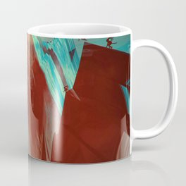 HUMANOID SHADOW RACE F24 Coffee Mug