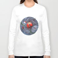 evil Long Sleeve T-shirts featuring Evil by Valentina Gruer