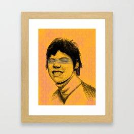 Harry Jagger Framed Art Print