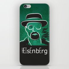 Breaking Bad Heisenberg  iPhone & iPod Skin