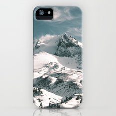 Mount Hood V iPhone (5, 5s) Slim Case