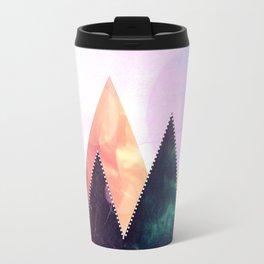 Sunrise of the moon Travel Mug