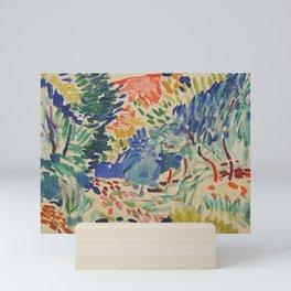 Nature Art by Henri Matisse Mini Art Print