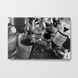 Scotch array Metal Print