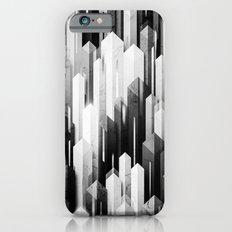 obelisk posture 3 (monochrome series) iPhone 6s Slim Case