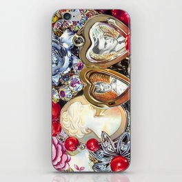 Family Jewels iPhone Skin