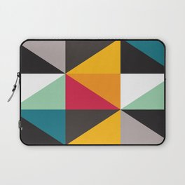 Geometric Pattern #30 (triangles) Laptop Sleeve