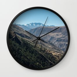 Tambo Wall Clock