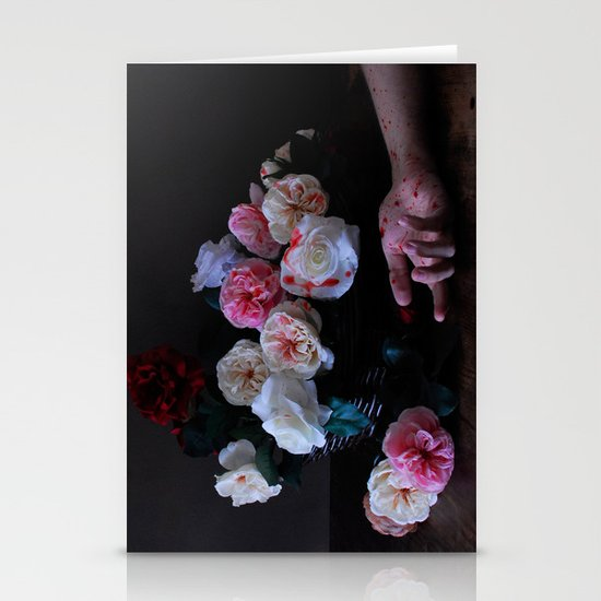"""""""Power, Corruption & Lies"""" by Cap Blackard Stationery Cards"""