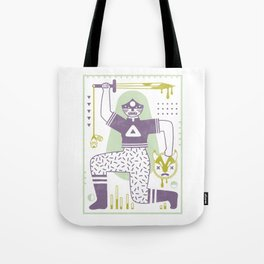 Victory! in Pastel Tote Bag