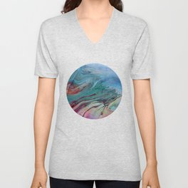 That Touch of Teal Unisex V-Neck