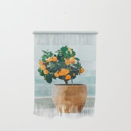 Orange Tree Wall Hanging