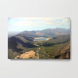 The Grampians National Park or (Gariwerd in Aboriginal) Metal Print