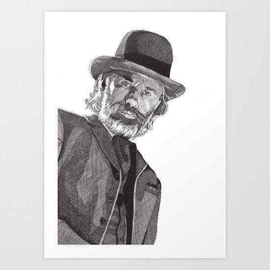 Chistoph Art Print